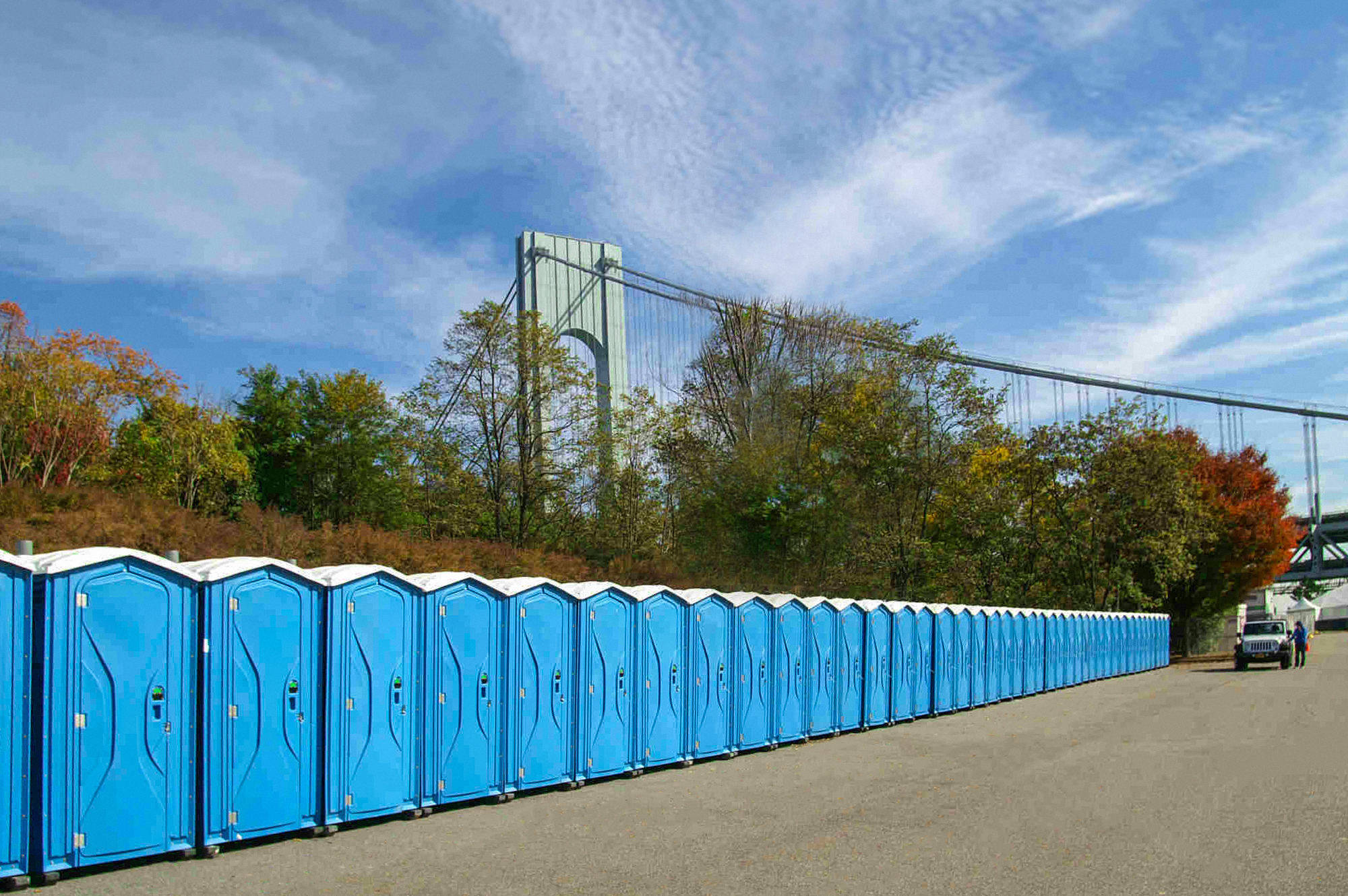 Portable Toilets on Rent