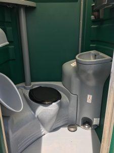 Portable flush