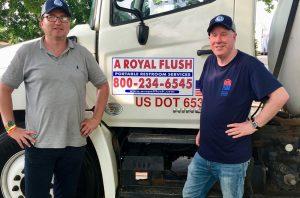 A Royal Flush